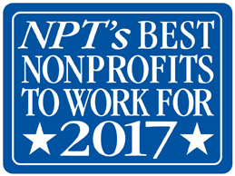 Best Nonprofit to Work for 2017