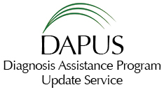 Diagnosis Assistance Program Update Service DAPUS