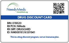 NeedyMeds Drug Discount Card