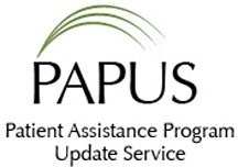 Patient Assistance Program Update Service PAPUS