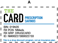NeedyMeds Card A