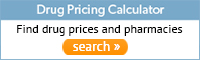 Drug Pricing Calculator to find drugs prices and pharamcies